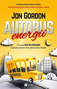 okładka Autobus energii, Książka | Gordon Jon