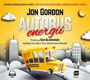 okładka Autobus energii, Książka   Gordon Jon