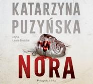 okładka Nora. Audiobook | papier | Katarzyna Puzyńska