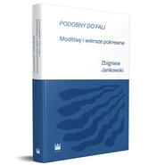 okładka Podobny do fali. Modlitwy i wiersze pokrewne, Książka | Jankowski Zbigniew