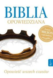 okładka Biblia opowiedziana. Książka | papier | Max Lucado, Randy Frazee
