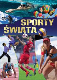 okładka Sporty świata, Książka |