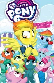 okładka Mój Kucyk Pony - Przyjaciółki na zawsze, tom 3. Książka | papier | Opracowanie zbiorowe