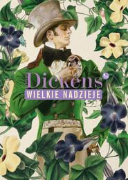 okładka Wielkie nadzieje, Książka   Dickens Charles