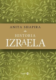 okładka Historia Izraela, Książka   Shapira Anita