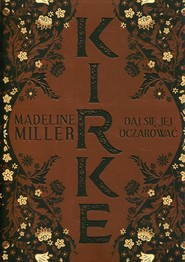 okładka Kirke Daj się jej oczarować, Książka | Miller Madeline