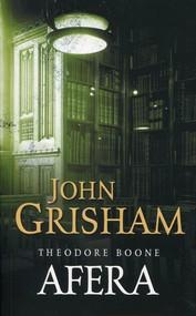 okładka Afera Theodore Boone. Książka | papier | Grisham John