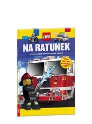 okładka LEGO Na ratunek / LDJM4 LDJM-4. Książka | papier | Opracowanie zbiorowe