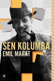 okładka Sen Kolumba. Książka | papier | Marat Emil