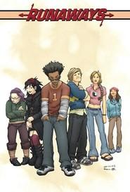 okładka Runaways Tom 1, Książka | Brian K. Vaughan, Adrian Alphona, Ta Miyazawa