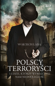 okładka Polscy terroryści, Książka   Lada Wojciech