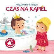 okładka Poznaję dźwięki Czas na kąpiel. Książka | papier |