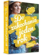 okładka Do zakochania jeden rok, Książka   Szarańska Joanna
