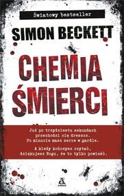 okładka Chemia śmierci, Książka   Beckett Simon