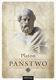 okładka Państwo. Książka | papier | Platon