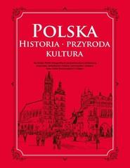 okładka Polska Historia przyroda kultura, Książka |