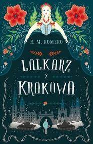okładka Lalkarz z Krakowa, Książka   R. M. Romero