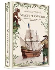 okładka Mayflower Opowieść o początkach Ameryki, Książka   Philbrick Nathaniel