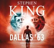 okładka Dallas '63. Audiobook | Stephen King