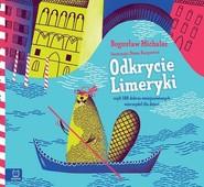 okładka Odkrycie Limeryki, Książka | Opracowanie zbiorowe
