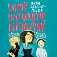 okładka Damy, dziewuchy, dziewczyny historia w spódnicy, Audiobook | Anna Dziewit-Meller