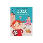 okładka Zuza i sukienka dla Maksa, Książka | Thierry Lenain, Delphine Durand