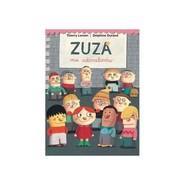 okładka Zuza ma adoratorów, Książka | Thierry Lenain, Delphine Durand
