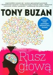 okładka Rusz głową, Książka | Buzan Tony