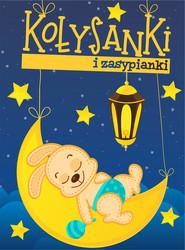 okładka Kołysanki i zasypianki, Książka |