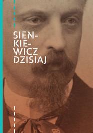 okładka Sienkiewicz dzisiaj, Książka |