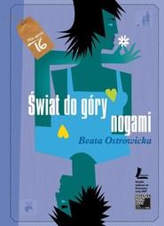okładka Świat do góry nogami, Książka | Ostrowicka Beata