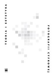 okładka Teoria i estetyka fotografii cyfrowej Antologia, Książka |