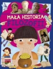 okładka Mała historia filozofii dla dzieci, Książka | Maciak Artur