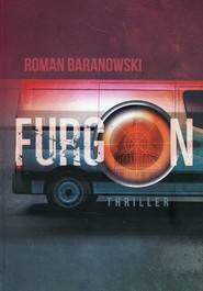 okładka Furgon, Książka | Baranowski Roman