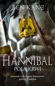 okładka Hannibal. Pola krwi. Książka | papier | Kane Ben