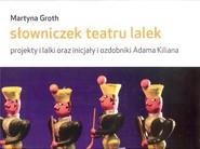 okładka Słowniczek teatru lalek. Książka | papier | Groth Martyna