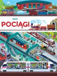 okładka Pociągi, Książka   Stephan Lomp