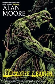 okładka Saga o Potworze z Bagien Tom 2, Książka | Moore Alan