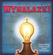 okładka Wynalazki Trójwymiarowa podróż w świat ludzkiej pomysłowości, Książka | Oxlade Chris