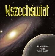 okładka Wszechświat Trójwymiarowa podróż pośród gwiazd, Książka | Bond Peter