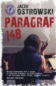 okładka Paragraf 148, Książka | Ostrowski Jacek