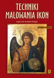 okładka Techniki malowania ikon. Książka | papier | Ramos-Poqui Guillem