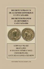 okładka Fontes Historiae Antiquae XXXVI, Książka | Magdalena Stuligrosz, Paweł (przekła Sawiński