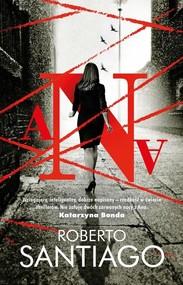 okładka Ana, Książka | Santiago Roberto