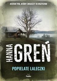 okładka Popielate laleczki, Książka | Greń Hanna