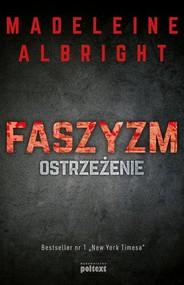okładka Faszyzm Ostrzeżenie, Książka | Albright Madeleine