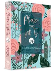 okładka Planer taki jak Ty od Gabrieli Gargaś, Książka | Gargaś Gabriela