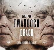 okładka Drach, Książka   Twardoch Szczepan