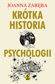 okładka Krótka historia psychologii, Książka | Zaręba Joanna