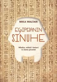 okładka Egipcjanin Sinuhe. Książka | papier | Waltari Mika